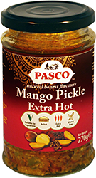 Extra Hot Mango Pickle