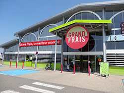 Pasco launches in Grand Frais stores France