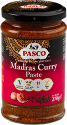 Madras Curry Paste