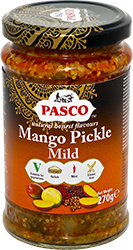 Mild Mango Pickle